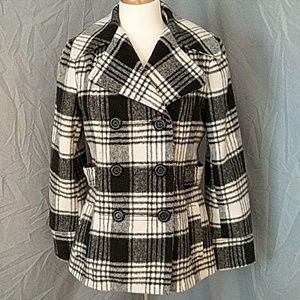 Nice Plaid Dress Jacket,